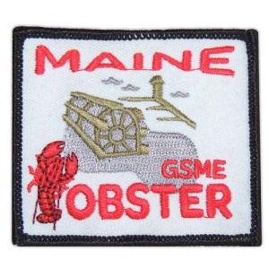 Maine Lobster Patch